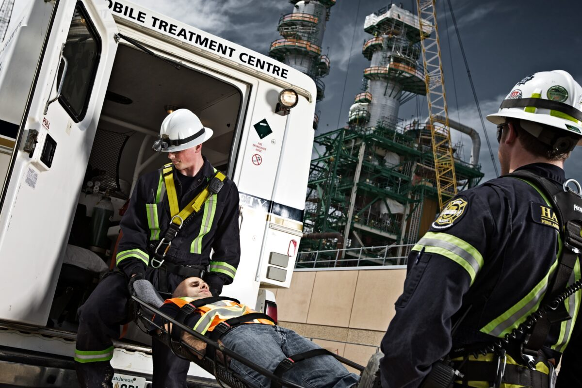 Haztech - Onsite Medical Services