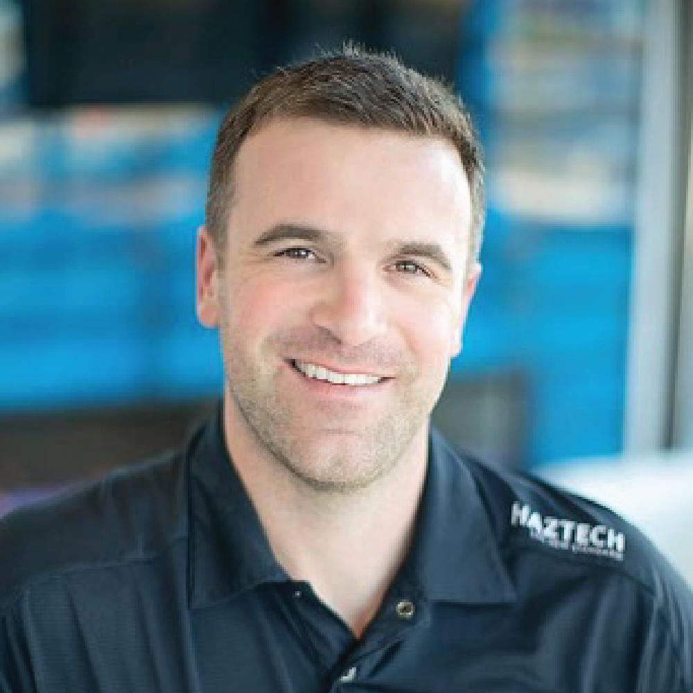Haztech Management Team - Cody Grado