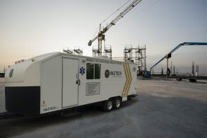 Mobile Occupational Health Centre_Haztech
